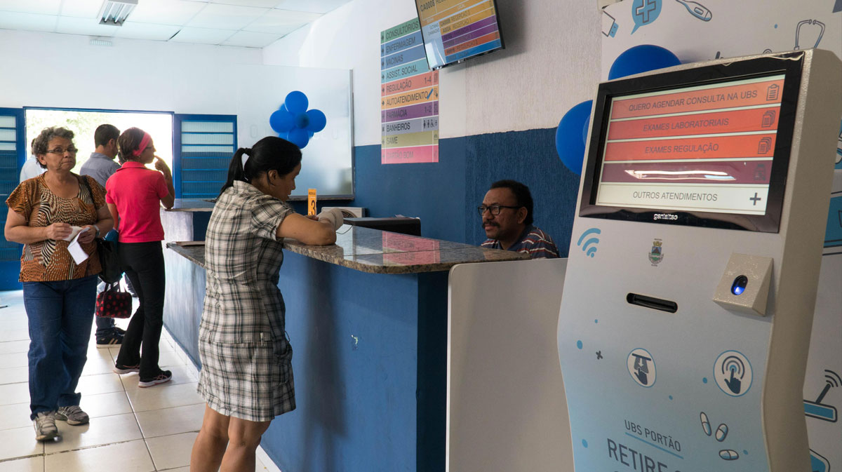 Engajamento Digital na Saúde: Transformando o atendimento em uma UBS