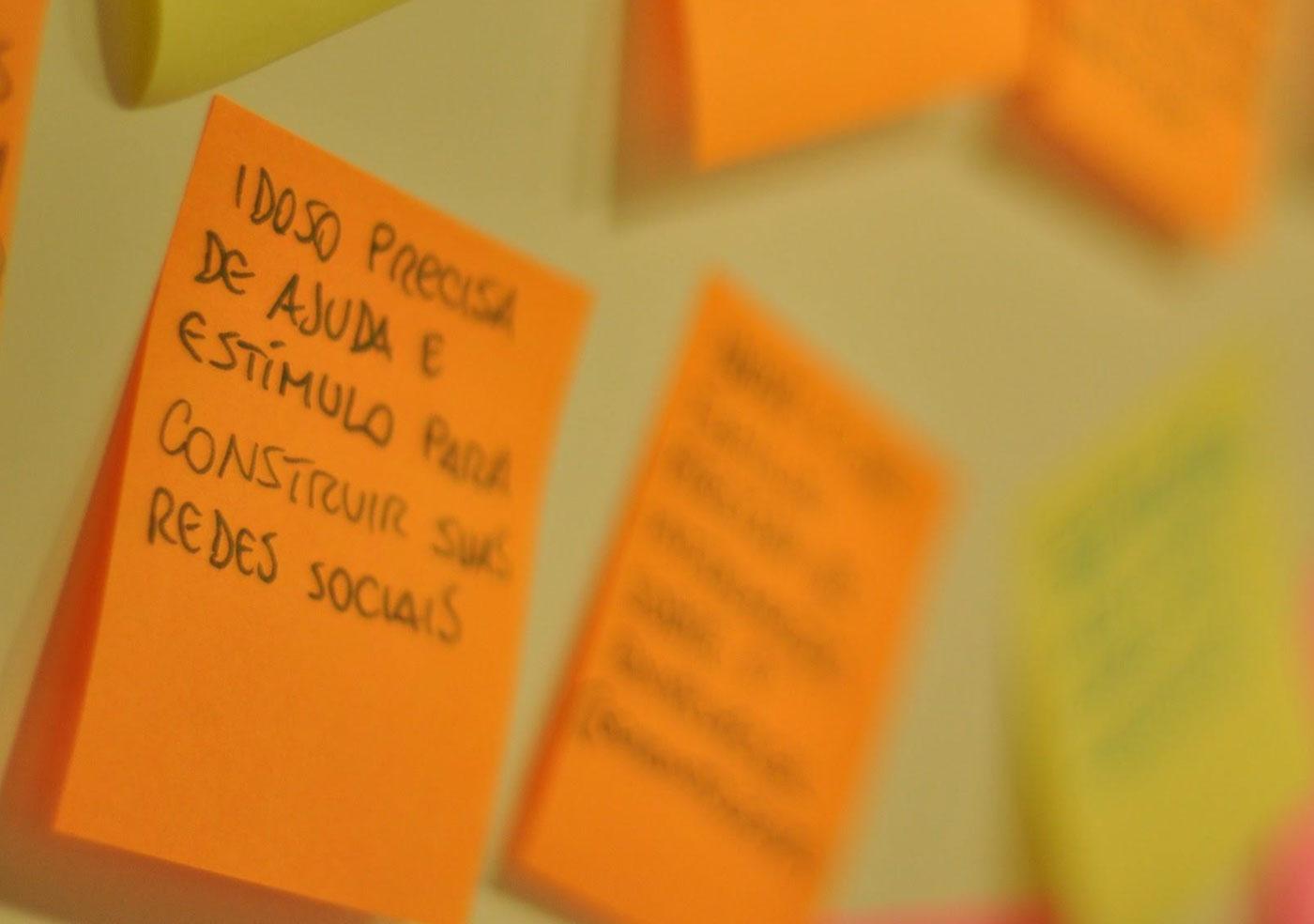 Projeto +60: Design Thinking