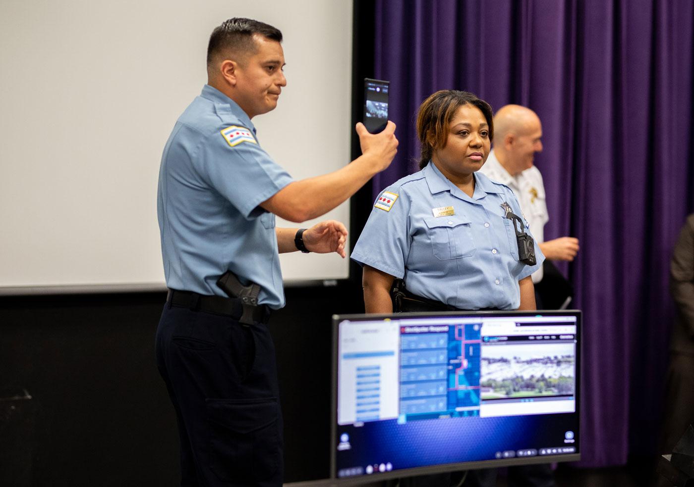 Conheça exemplos de tecnologias aplicadas na segurança pública
