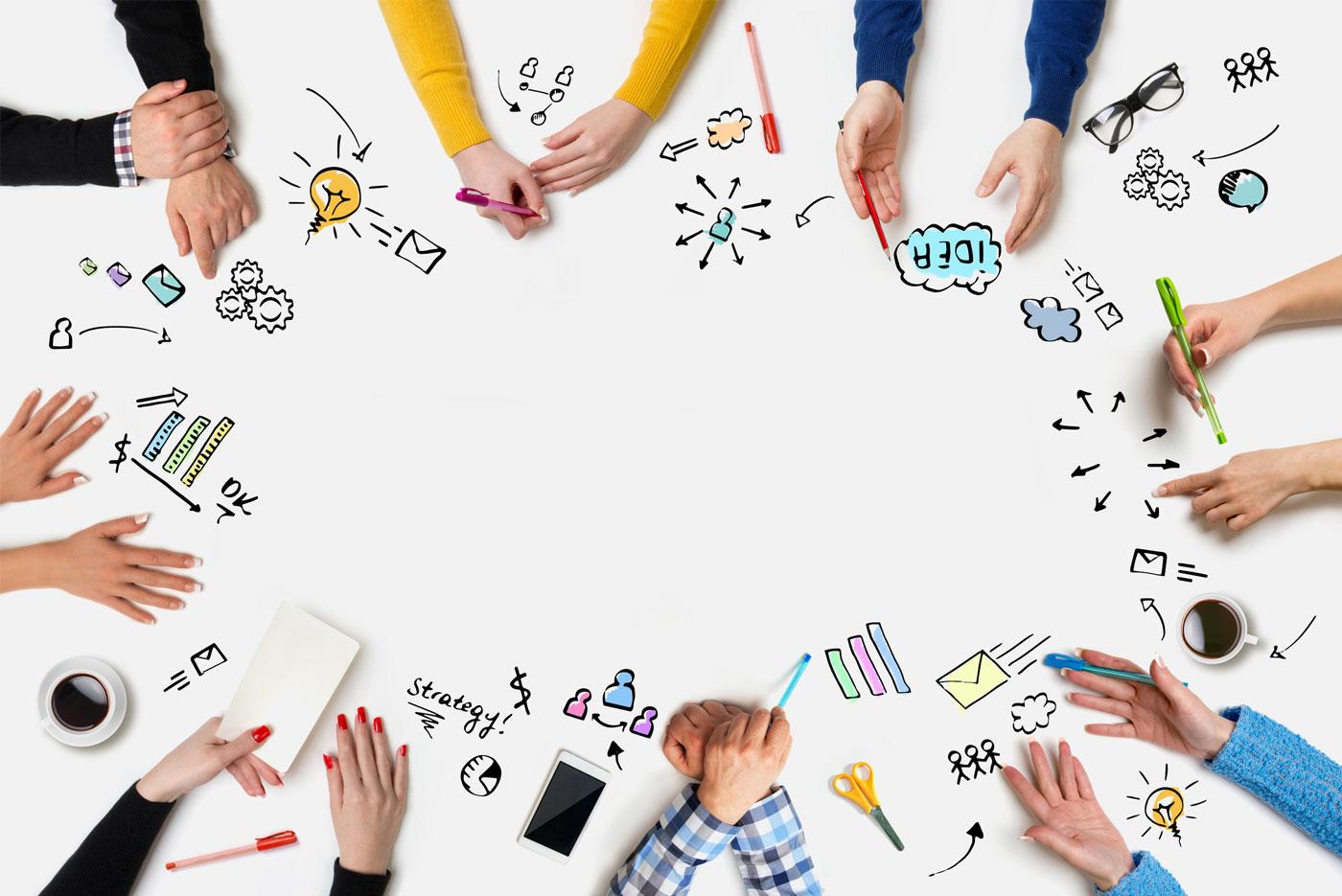 5 princípios da inovação: Como iniciamos os processos inovadores