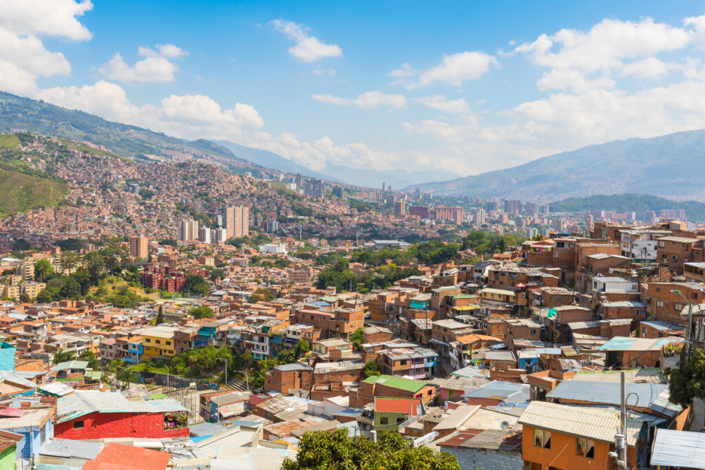 medellin urbanismo social colombia