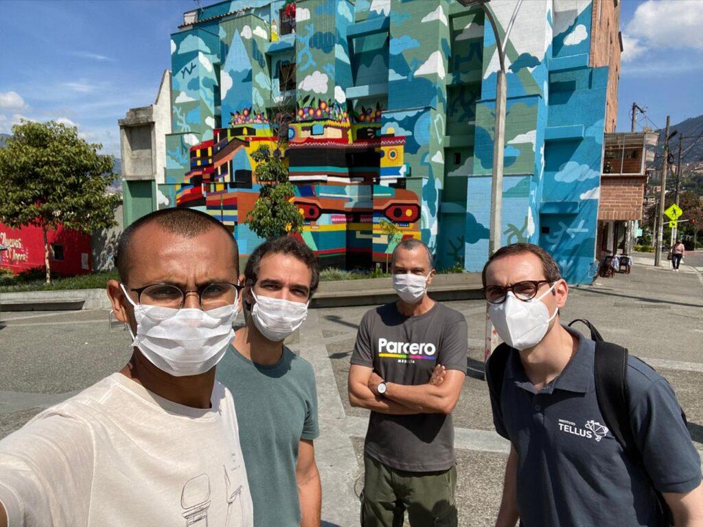 medellin urbanismo social colombia grupo